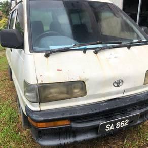 Toyota Liteace 2.2 turbo Auto