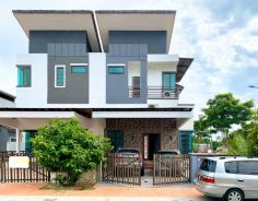 2.5 corner lot storey terrace pool villa seksyen 30 shah alam