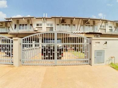 2 storey terrace section 7 u12 desa alam shah alam