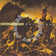 Cd GREAT WHITE Sail Away