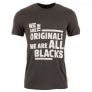 All Blacks Leisure Tee Shirt Made by adidas