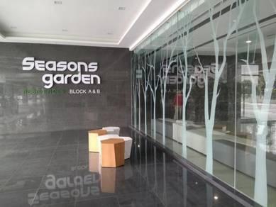 New Wangsa Maju Condo Seasons Garden [Developer Exclusive Agent]