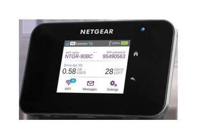 Aircard 810S LTE-A/CA MIFI modem