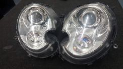 Mini r56 head lamp (1 pair)