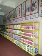 Business cleaning product shop
