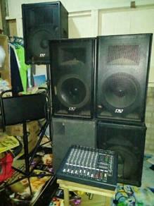 spker pv15 mixer
