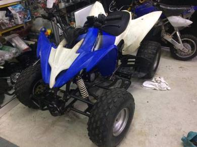 ATV 125 bolt secondhand