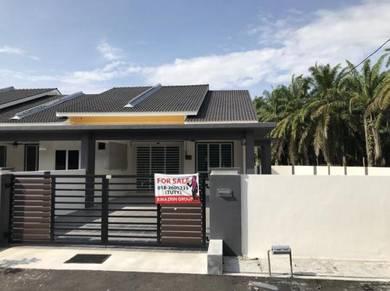 Rumah Teres Baru Corner Lot Kg Serdang Sitiawan