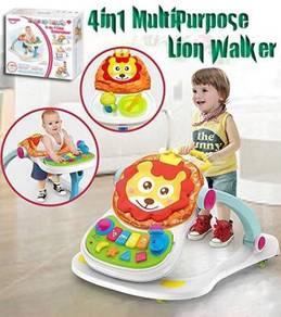 4 in1 MultiPurpose Lion Walker