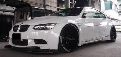 BMW E92 M3 Liberty Walk LB wide Bodykit Bumper