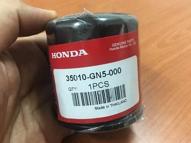 HONDA CB CBR 400 500 600 Oil Filter (NC)
