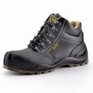 Steel Toe&Plate Double Sole Rider Safety Shoes
