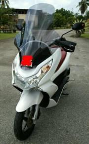 2013 Honda PCX 150 with 62mm bore - Kuantan