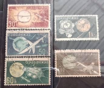 Setem Czechoslovakia pcs - F55