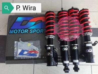 D2 Adjustable Hi-Low BodyShift Wira Waja Persona