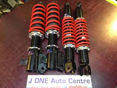 D2 adjustable hi low bodyshift for perodua kelisa
