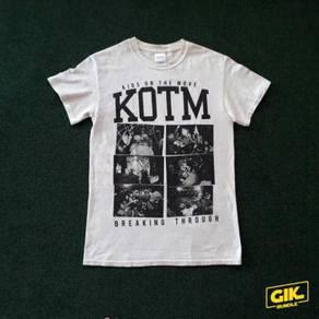 T-Shirt Kids On The Move KOTM Band Tshirt