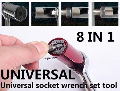 Universal Sleeve Multi-Function Wrench 1/2 Drill