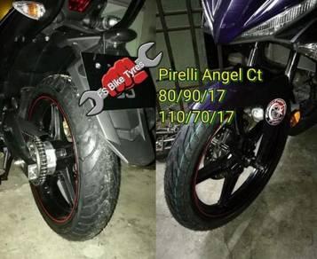 Pirelli Angel City Benelli Rfi150 Honda RS150