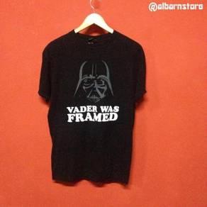 Baju MOVIE STAR WARS DARTH VADER t shirt