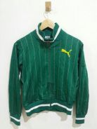 Puma Green Ladies Jacket