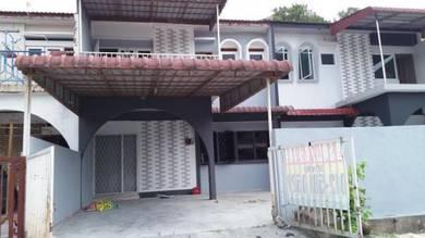 (BELOW MARKETS)Double sty house in tasek damai ipoh