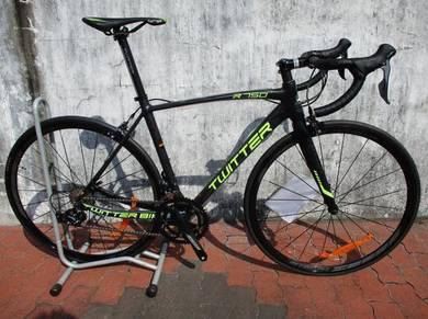 Twitter R750 Shimano Sora 9S Road Bike 9.2kg
