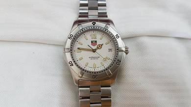 Tag Heuer(ladies) Classic 2000 white dial Quartz
