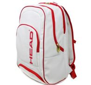 New Genuine Head Tennis Bag pack Leather