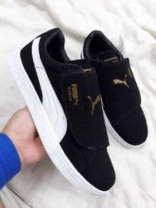 Sport strap black white