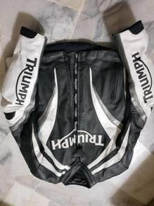 Jacket Triumph full leather