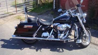 Harley Davidson Road King Magic