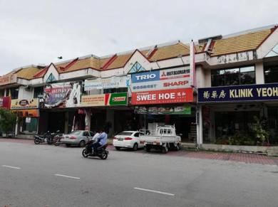 2sty Shoplot Face MainRoad | Alma | Bukit Mertajam