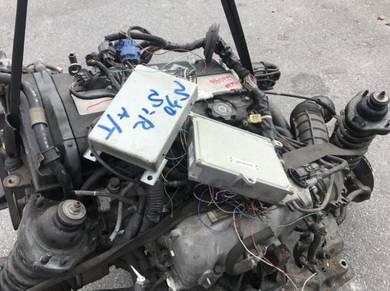 H22a engine vtec auto set compete