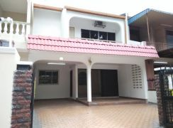 Cheras taman midah 2sty terrace FREEHOLD 4R3B Kitchen extend SJKC Imbi