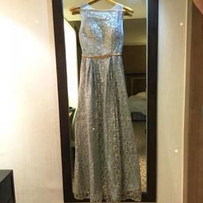Premium Glittering Dinner Gown