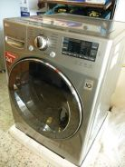 0% GST * New LG Big WASHER & DRYER F2718RVTV