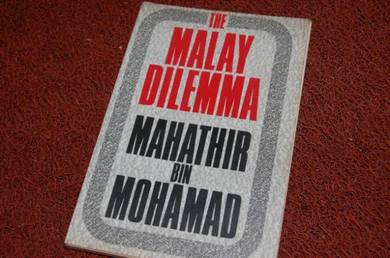 Malay dilemma , may 13 & others
