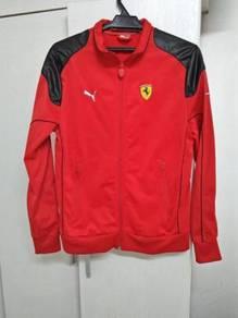 Jaket Eksklusif Berjenama Puma Ferrari Design Orig
