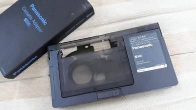 Panasonic VW-TCA7 SVHS cassette adaptor