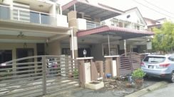2 story terrace house FOR RENT at Bandar Siber Ipoh :