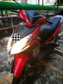 Modenas karisma 125cc (used)