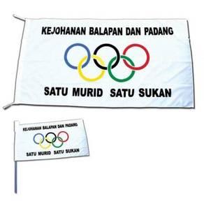 Bendera Kejohanan Balapan Dan Padang ( ITSP-124)