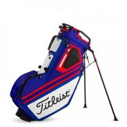 Titleist Players 14 Stand Bag Midnight/Nimbus/Red