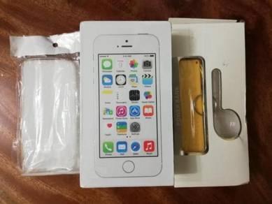 Iphone SE 64gb Gold Fullset New