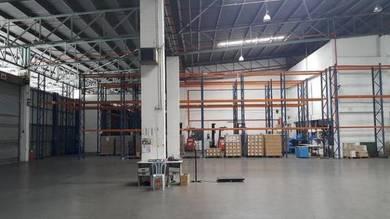 Port Klang, North Port Factory Warehouse For Rent