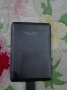 TOURO external hard disk 500gb