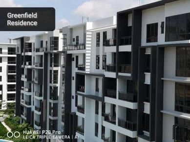 Greenfield Residence | 821 sqft | Top Floor | Swimming Pool View