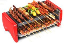 Eletronic Barbecue Machine