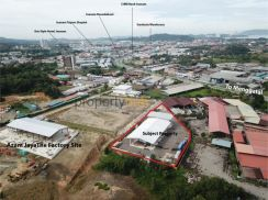 1.8 Acres Inanam Warehouse